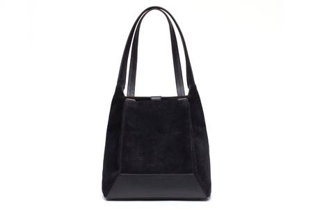 IMAGO-A Nº36 FORMA BAG, BLACK