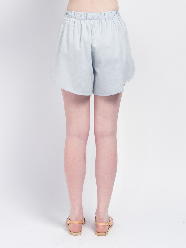 Priory Kaee Shorts Blue