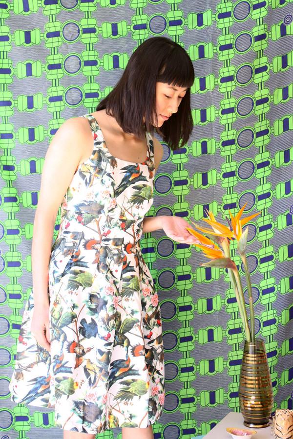 Darling Twiggy Flared Dress