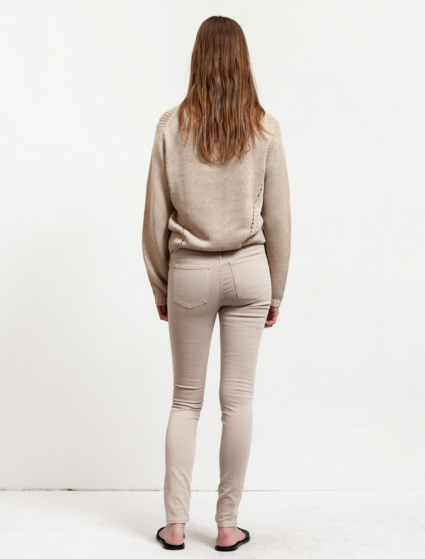 Acne Studios Womens Skin 5 - Beige