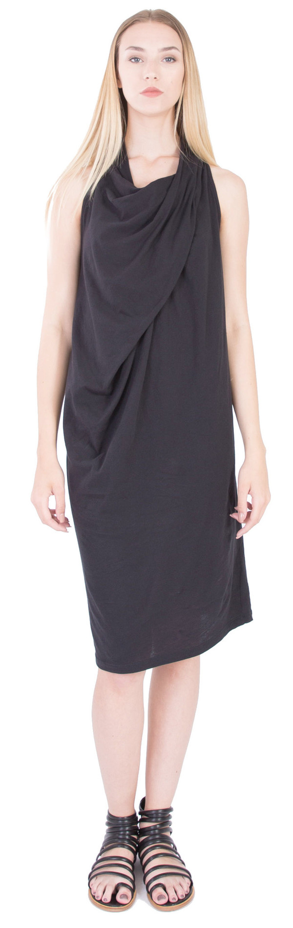 LILYA Rivington Dress in Black
