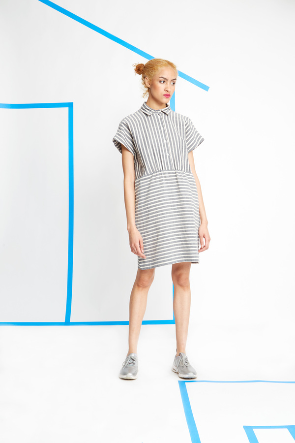 Carleen Breaststroke Dress