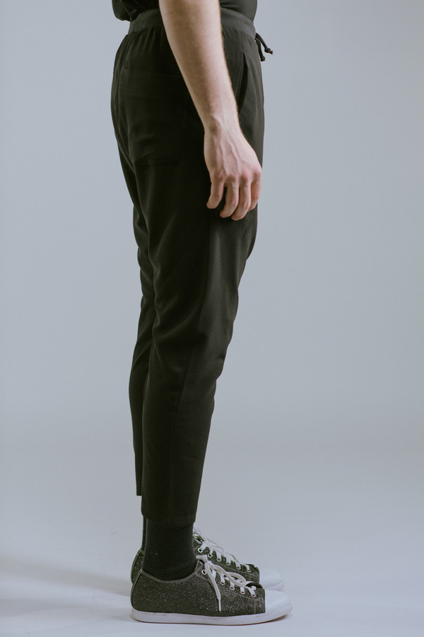 Any Old Iron Fit Drop Crotch Trouser