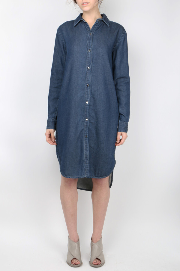 Strom Hush Shirt Dress