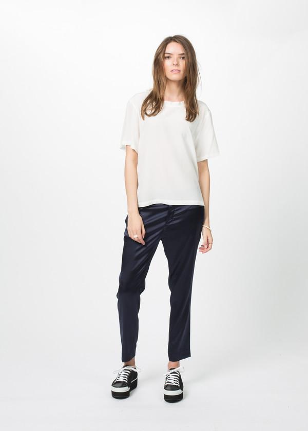 Sibel Saral Victoria Silk Shirt