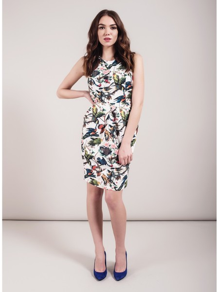 Darling Twiggy Fitted Dress