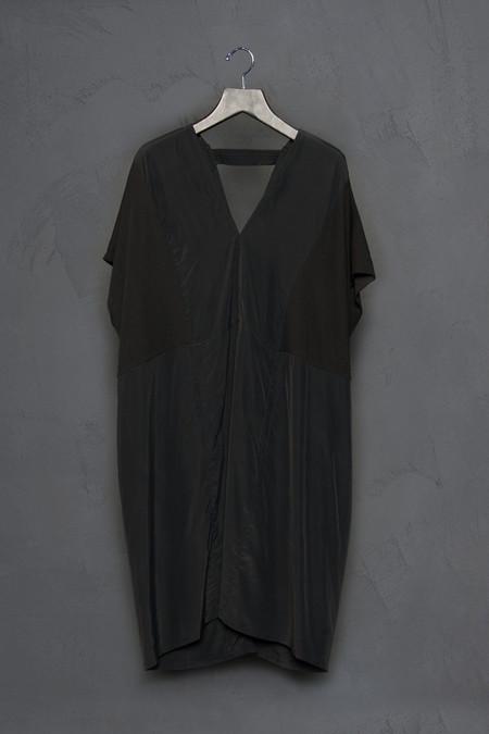 Roque Combo Mini Dress