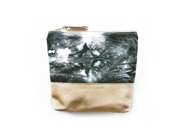 Scout & Catalogue VIAJE CLUTCH - MIDNIGHT / EARTH / SHADOW