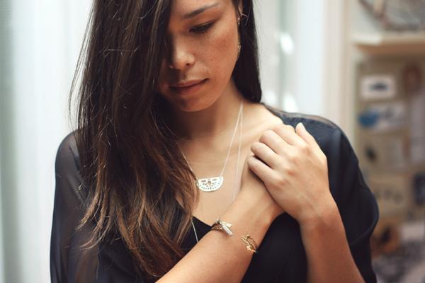 Odette NY Small Amuletum Necklace