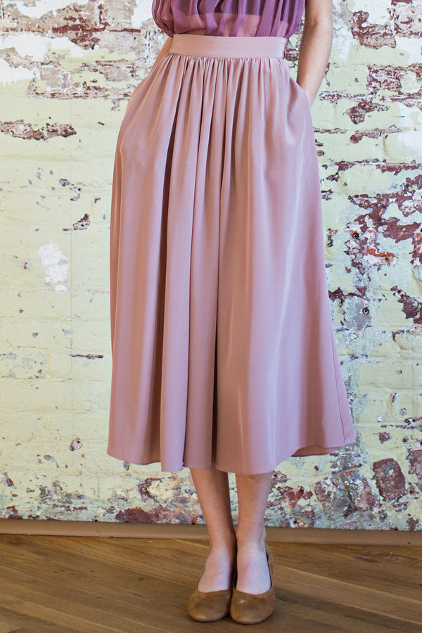 Plante Rose Skirt (Preorder)