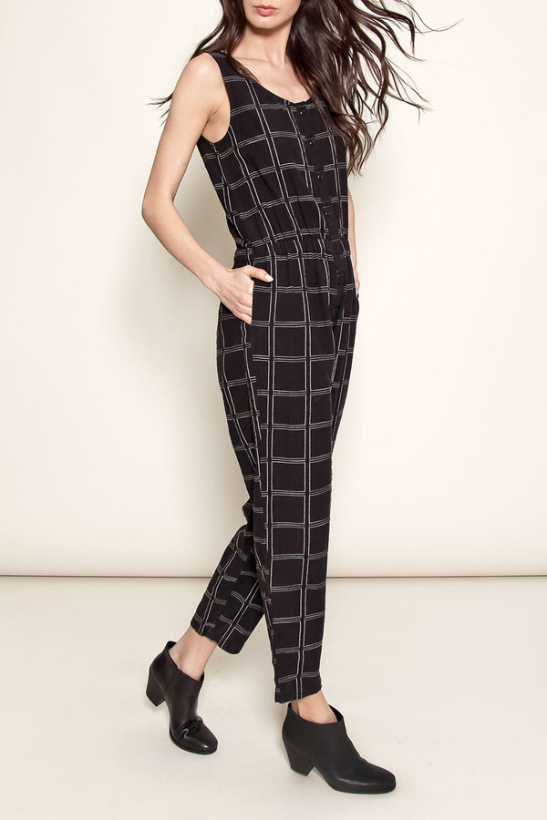Ace & Jig Black Magic jumpsuit