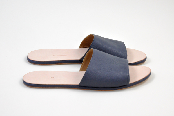 GARMENTORY EXCLUSIVE: The Palatines Caelum Sandal in Slate
