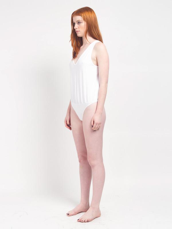Skin Thong Bodysuit