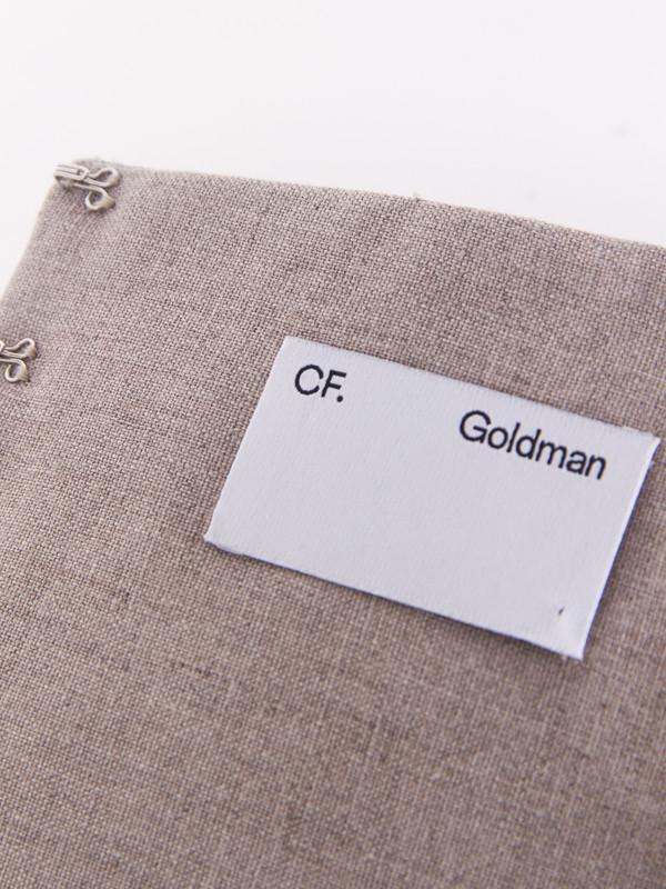 CF Goldman Woven Bodice