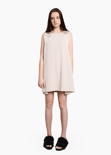 Kaarem - Tyh.d Boatneck Open Back Dress