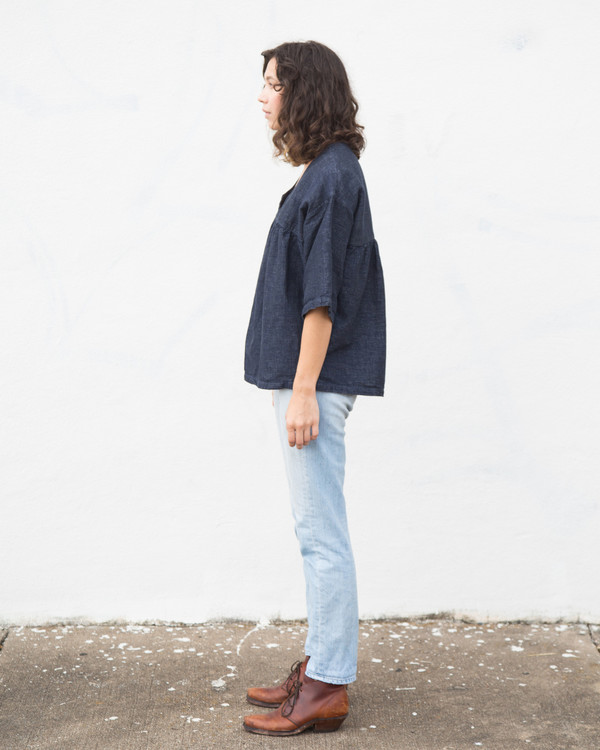 Esby Dauphine Oversized Top