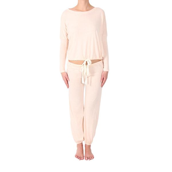 Eberjey Heather Pajamas