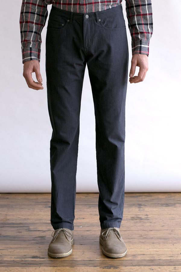 Men's Bridge & Burn Polk Charcoal Linen