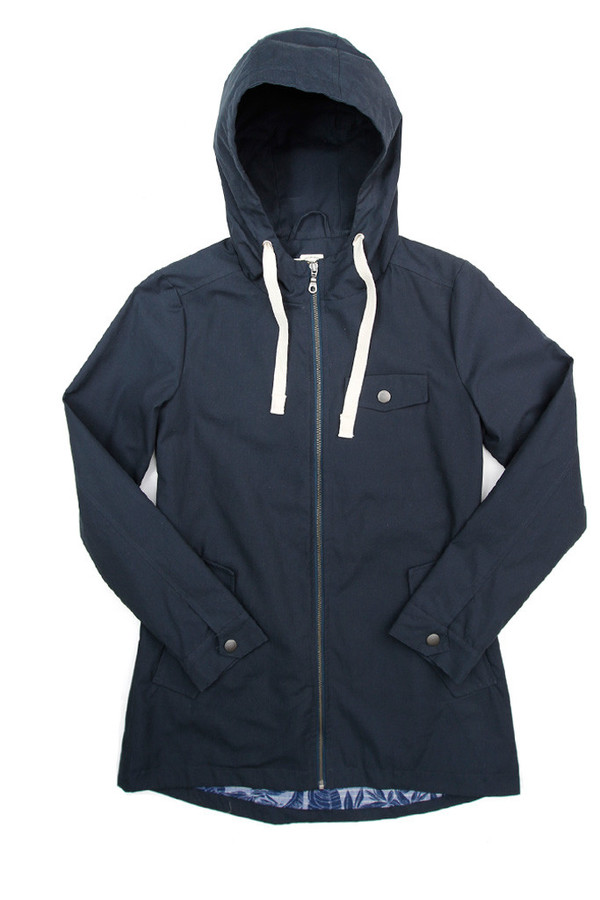 Bridge & Burn Warbler Navy Jacket