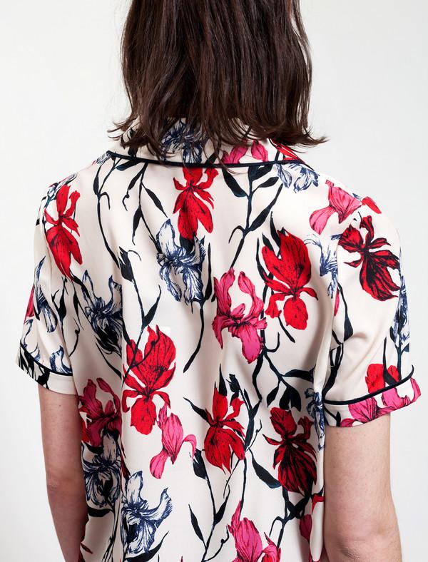 Thakoon Floral Pajama Shirt