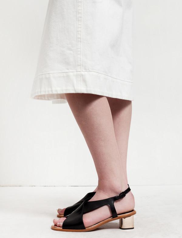 Robert Clergerie Zimola Heeled Sandal