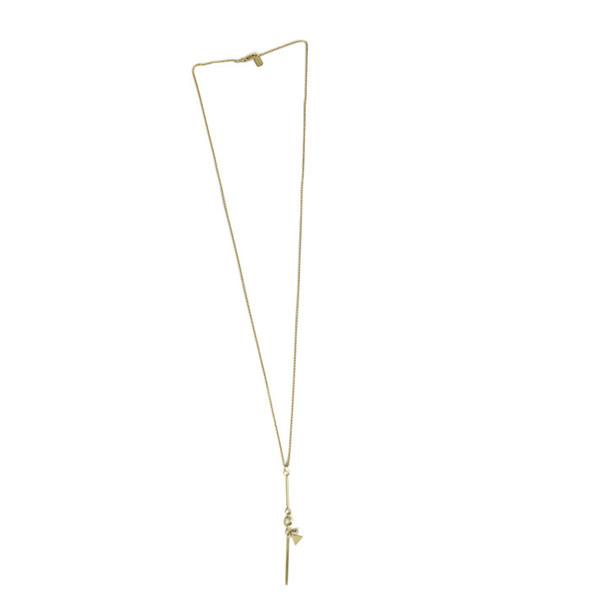 Alynne Lavigne Long Charm Necklace