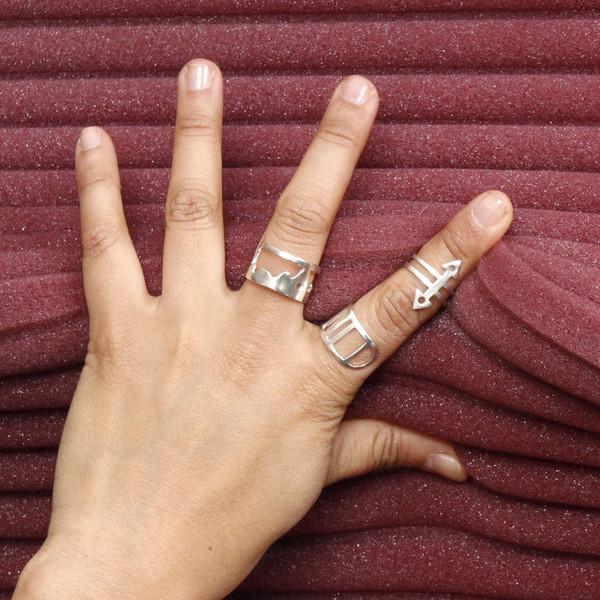 Alynne Lavigne Mountain Ring