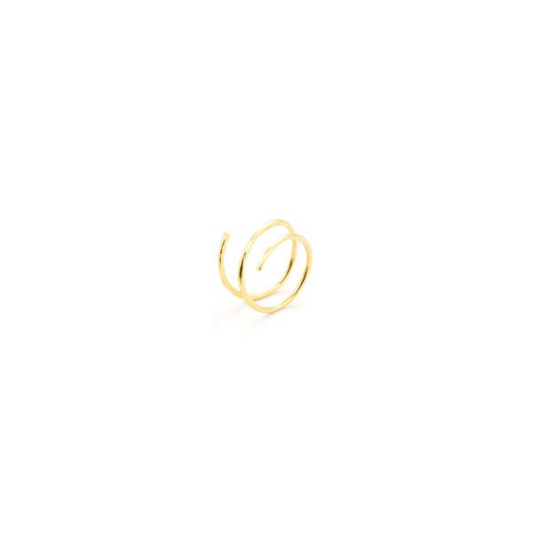 Alynne Lavigne Spiral Ring