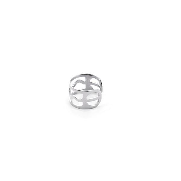 Alynne Lavigne Tri-Wave Ring