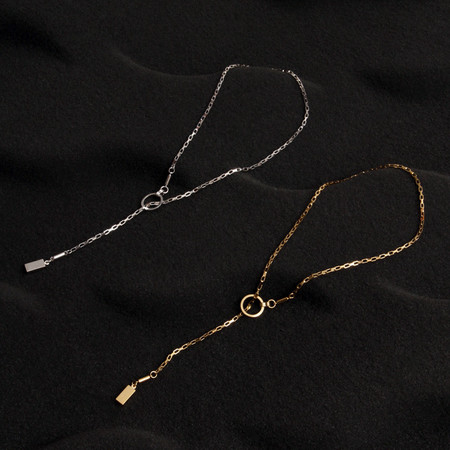 Alynne Lavigne Weight Necklace