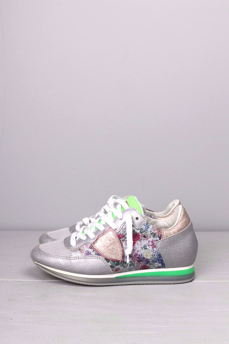 Philippe Model Trope Flower Sneakers