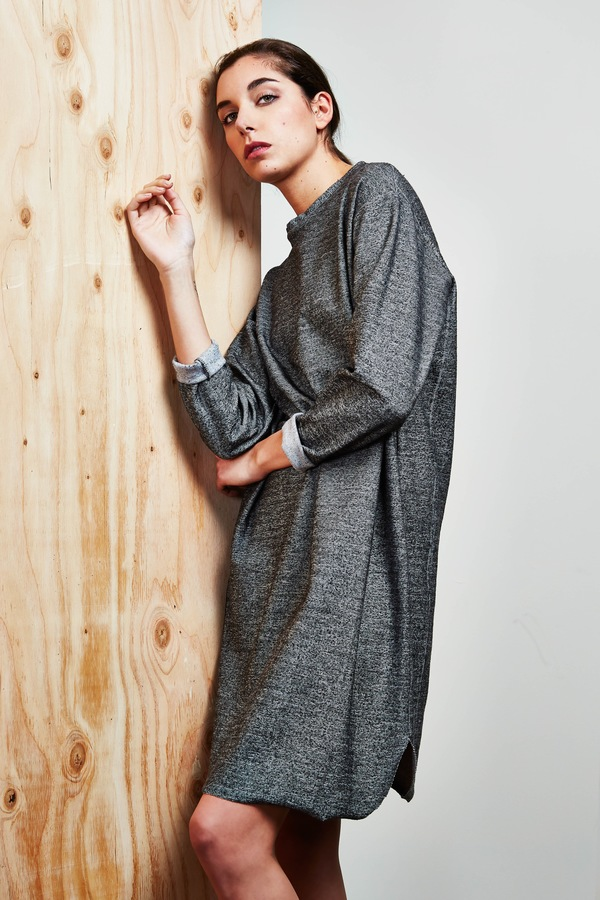 Devlyn van Loon Tunic Sweater Dress