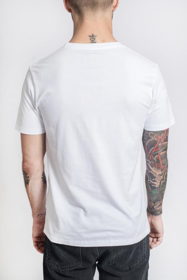 Men's Wood Wood AA Box Tee Shirt