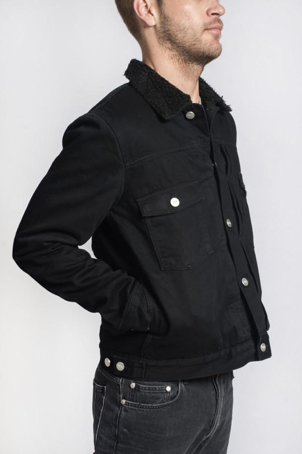 Wood Wood Cam Sherpa Jacket