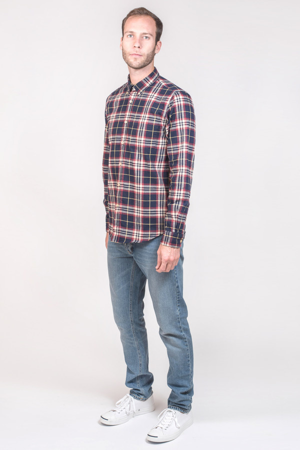 Men's Portuguese Flannel Campanha Flannel Shirt