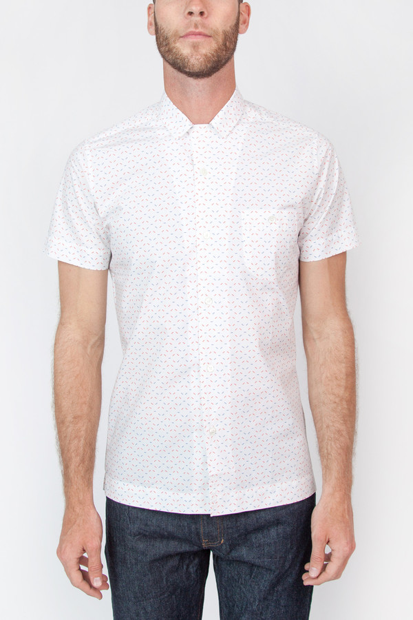 Men's Commune de Paris Hawaii Shirt 01