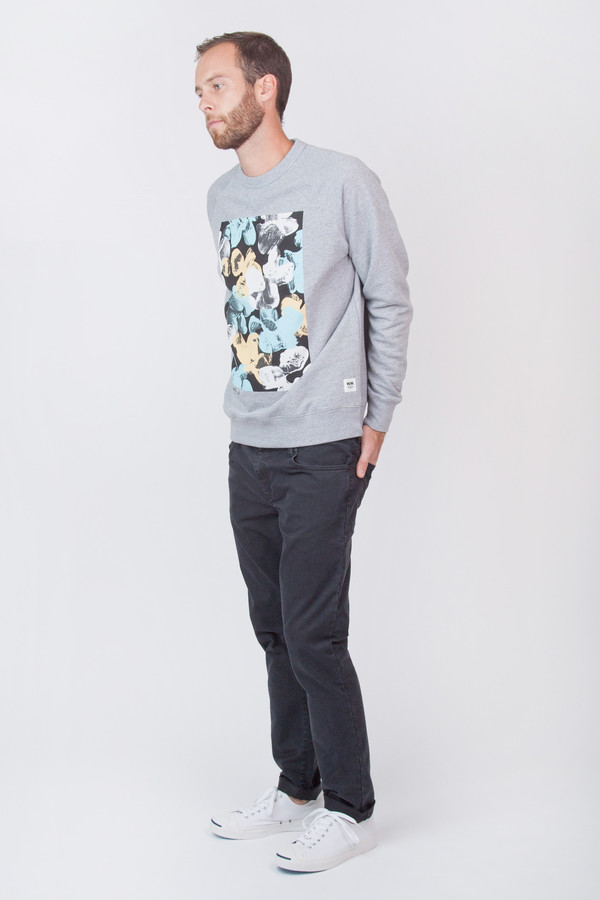Men's Wood Wood Hester Sweatshirt