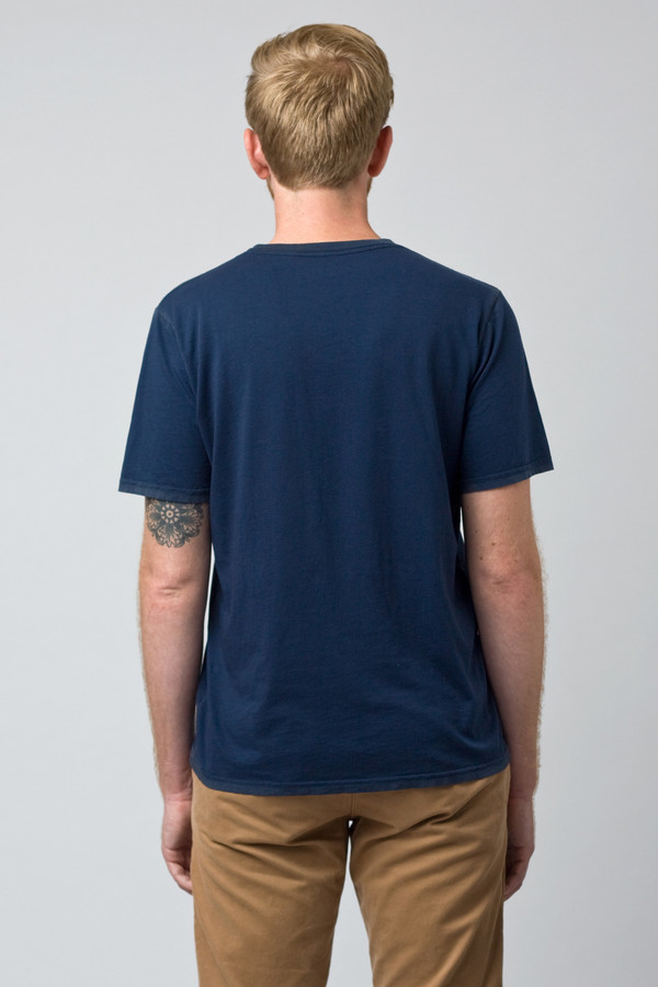 Men's Raleigh Denim Short Sleeve Tee