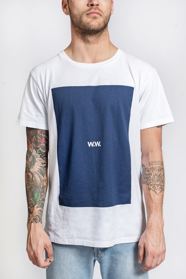 Men's Wood Wood Slater Tee Shirt