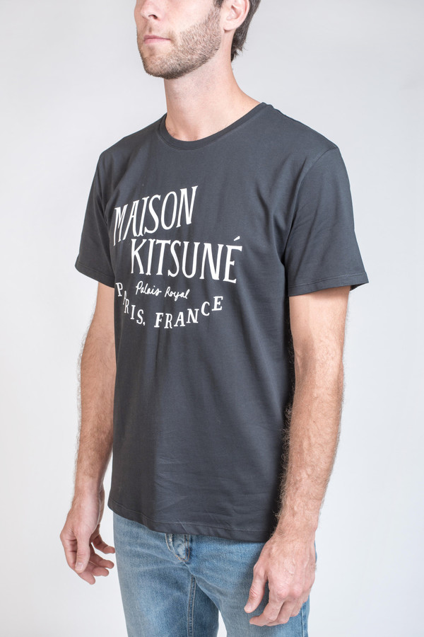 Men's Maison Kitsune Tee Palais Royal