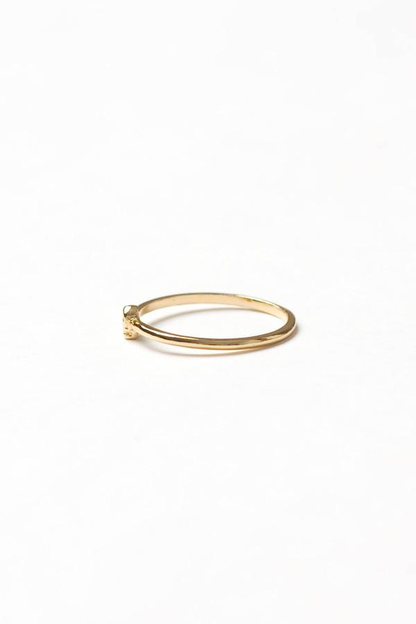 Bing Bang NYC Tiny Skull Ring