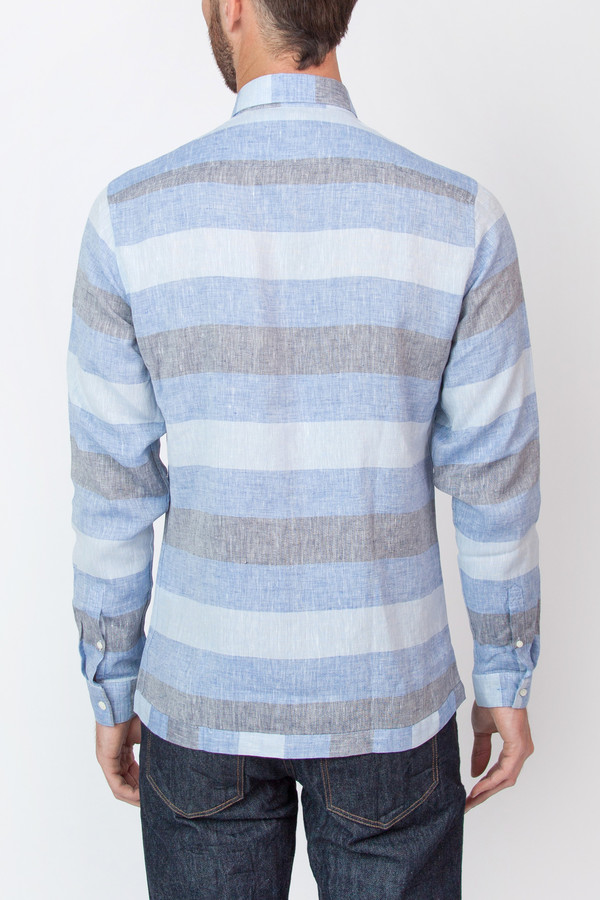 Men's Commune de Paris Trinquet Shirt