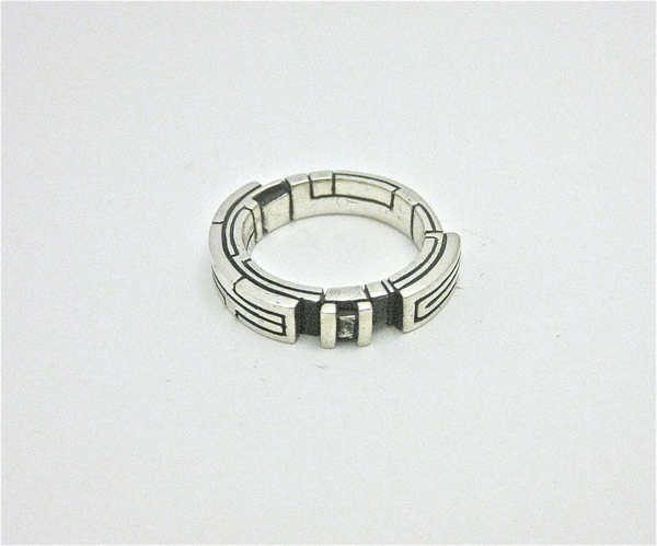 Anita Sikma Design Sprocket Stack Ring 2
