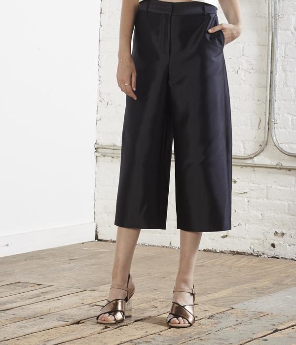 Nikki Chasin Gazebo Wide Leg Trouser