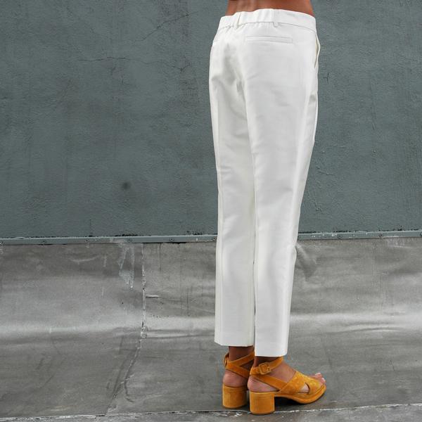 Nikki Chasin Otis Classic Trouser - Ivory