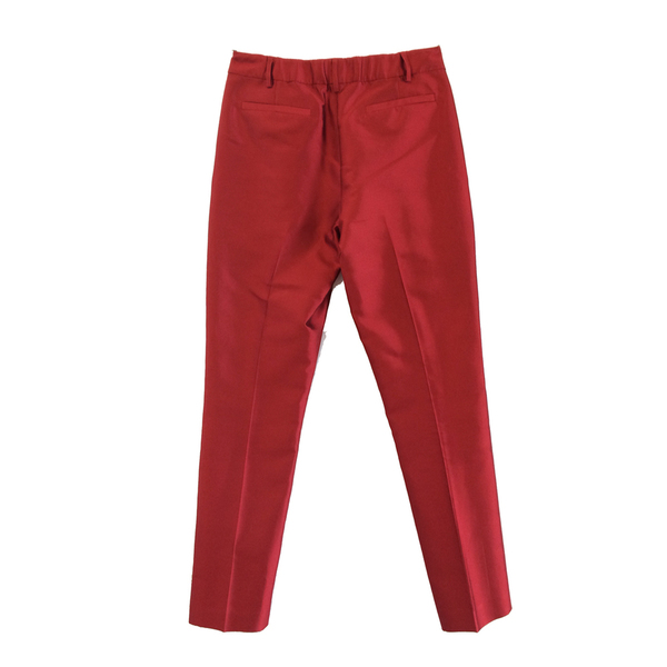 Nikki Chasin Otis Classic Trouser - Candy Red