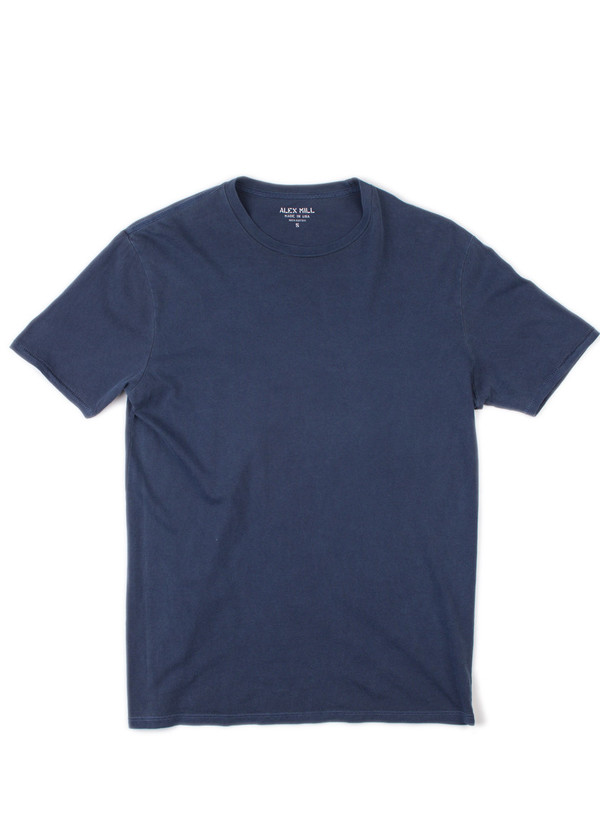 Men's Alex Mill Simple Tee Navy