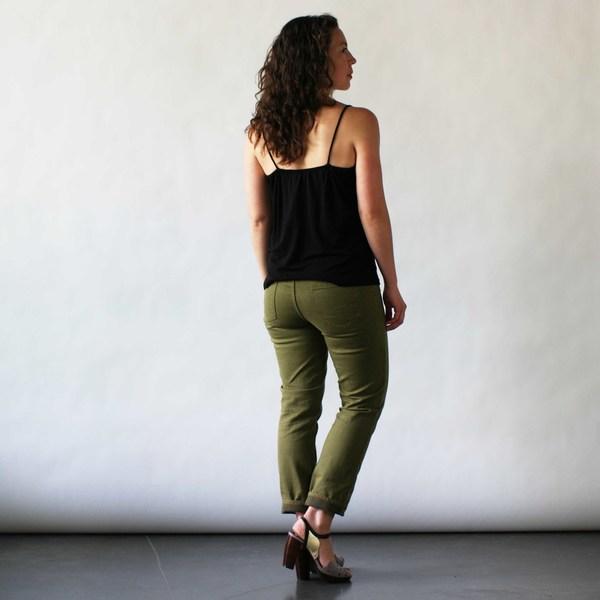 Raleigh Denim Workshop Surry Skinny Jeans in Laurel