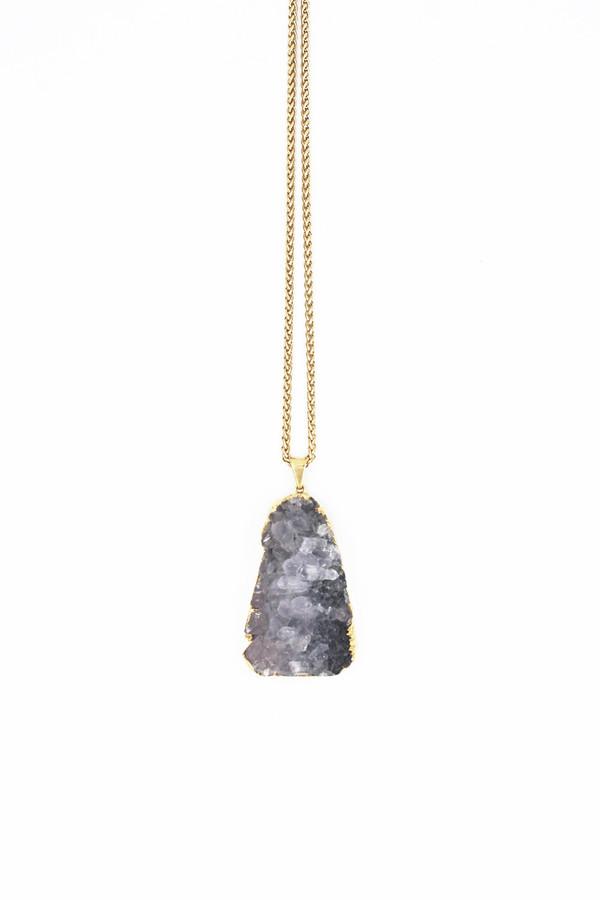sheila b amethyst pendant