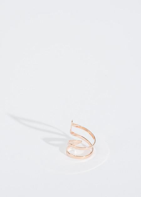 Ginette NY Large Wise Ring